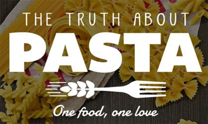 the truth about pasta banner image