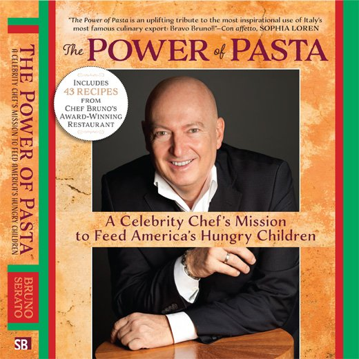 power of pasta book cover