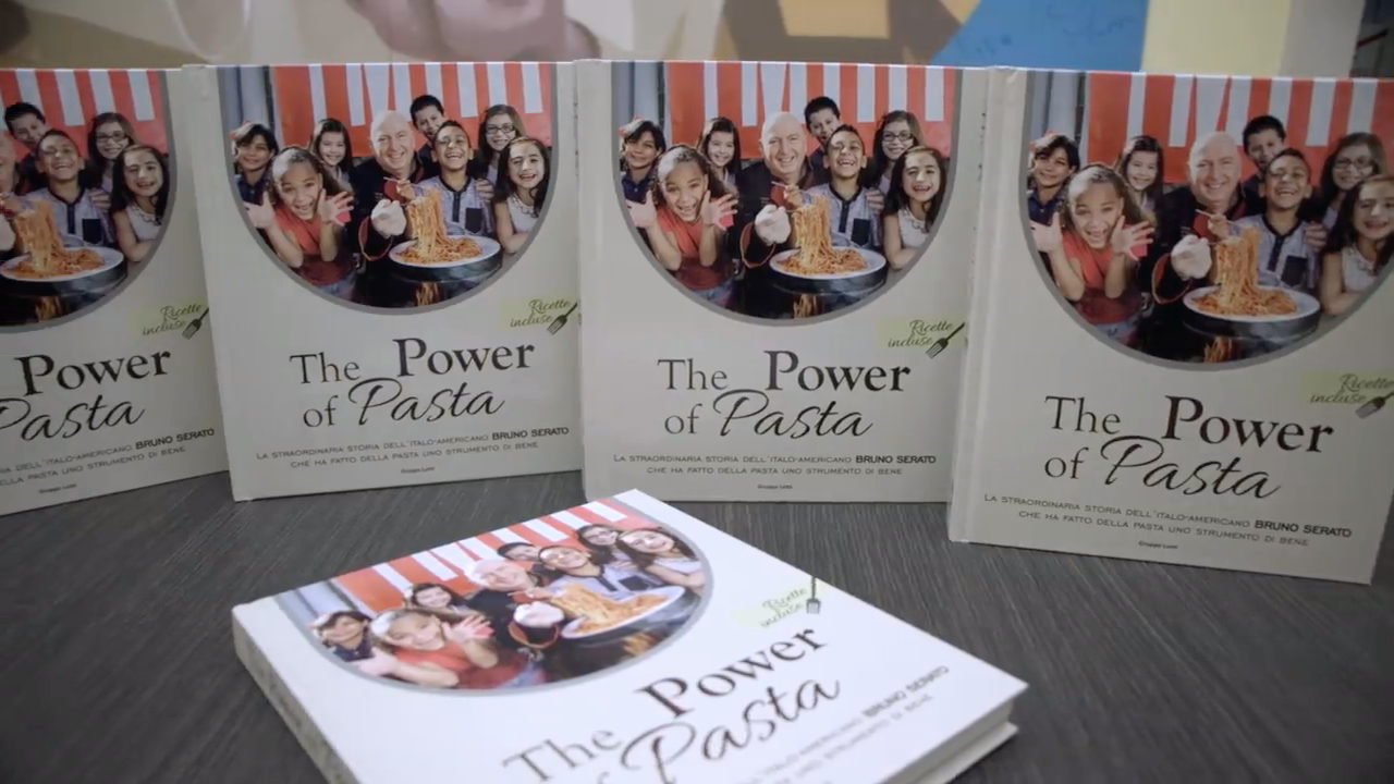 five power of pasta books